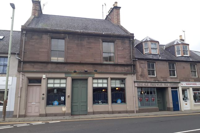 Thumbnail Commercial property to let in The Brechin Arms, 44 St David Street, Brechin