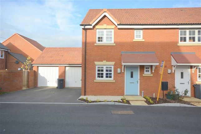 Thumbnail Semi-detached house to rent in Fauld Drive Kingsway, Quedgeley, Gloucester