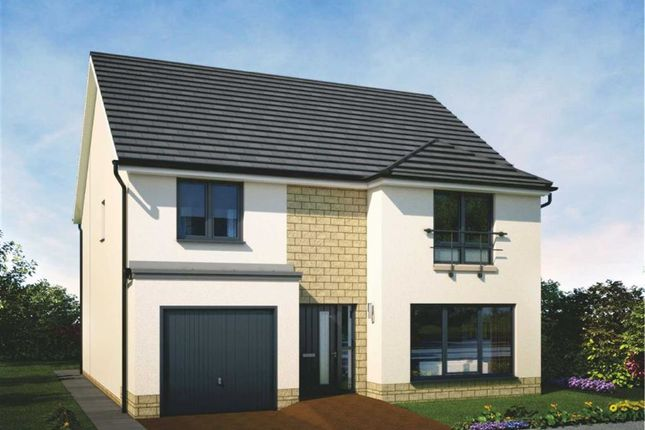 Thumbnail Detached house for sale in Ivory With Garden Room, Hamilton Gardens, Elgin