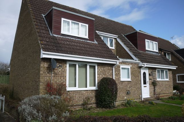 Thumbnail Detached house to rent in Hallsfield, Cricklade, Cricklade, Swindon