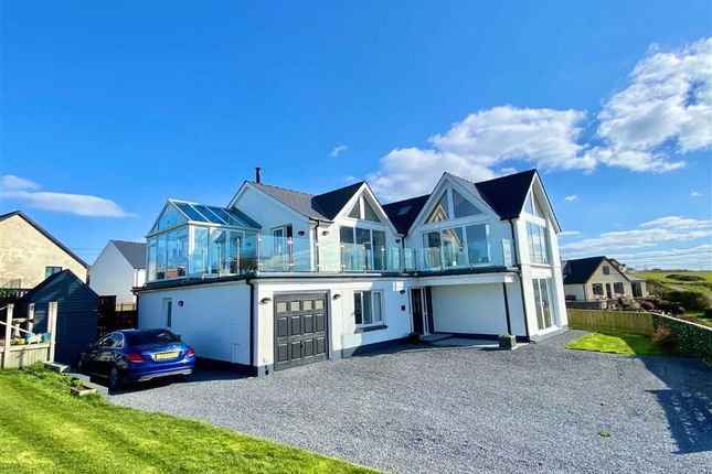 Thumbnail Detached house for sale in Gwbert, Cardigan, Ceredigion