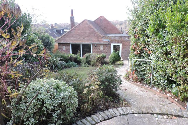 Thumbnail Bungalow to rent in Charles Close, Hove