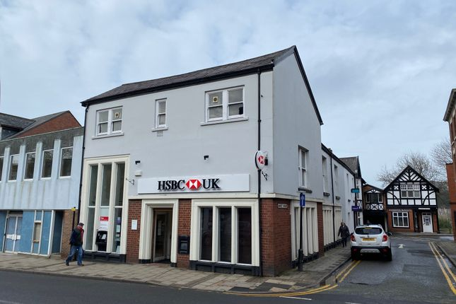Office for sale in 15 High Street, Congleton, Cheshire