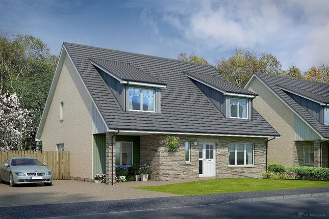 Thumbnail Detached house for sale in Plot 41 Kintyre, The Views, Saline, By Dunfermline