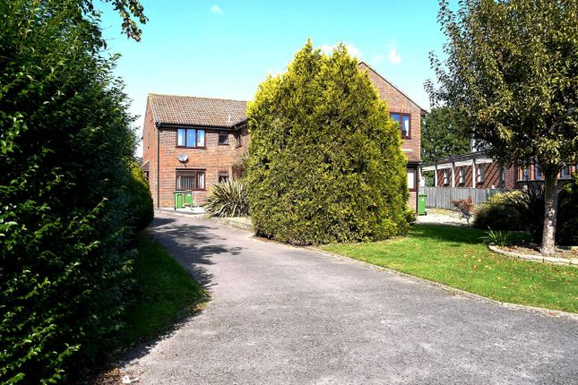 Thumbnail Maisonette to rent in Winchester Road, Southampton
