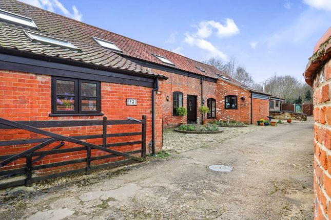 Thumbnail Detached house for sale in Grange Farm Barn, The Street, Bramerton, Norwich