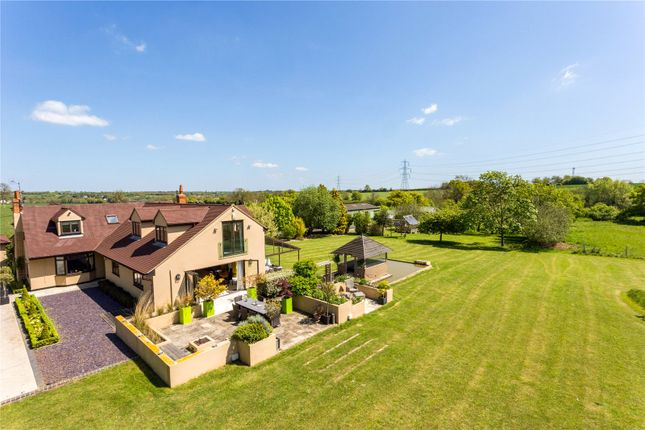 Thumbnail Detached house for sale in Bush Road, Great Sampford, Saffron Walden, Essex