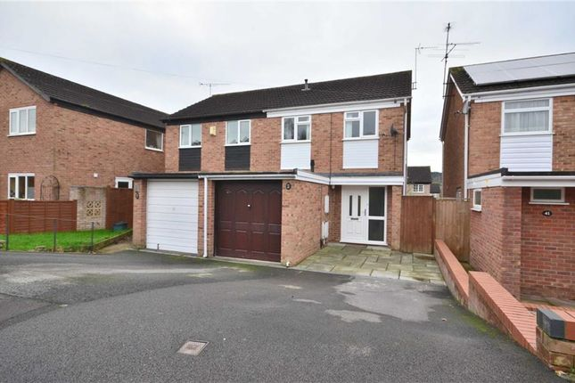Thumbnail Semi-detached house for sale in Mandara Grove, Abbeydale, Gloucester