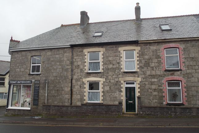 Thumbnail Terraced house to rent in Fore Street, Bugle, Cornwall