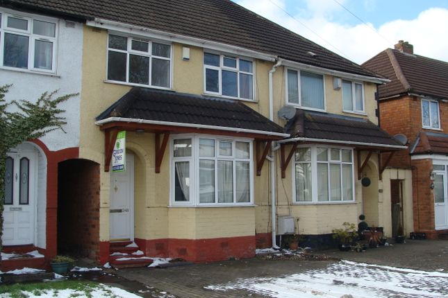 Thumbnail Terraced house to rent in Alvechurch Road, West Heath, Birmingham