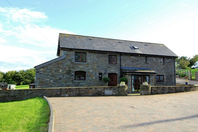 Thumbnail Barn conversion for sale in Argoed Uchaf, Sunnyview, Argoed, Blackwood