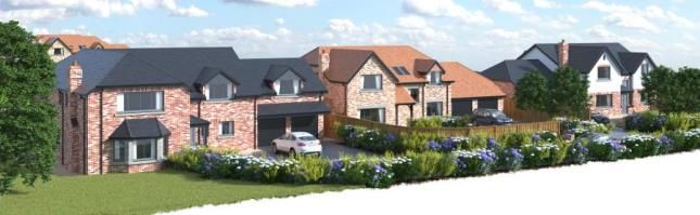 Thumbnail Detached house for sale in Aughton Chase, Springfield Road, Aughton, Lancashire
