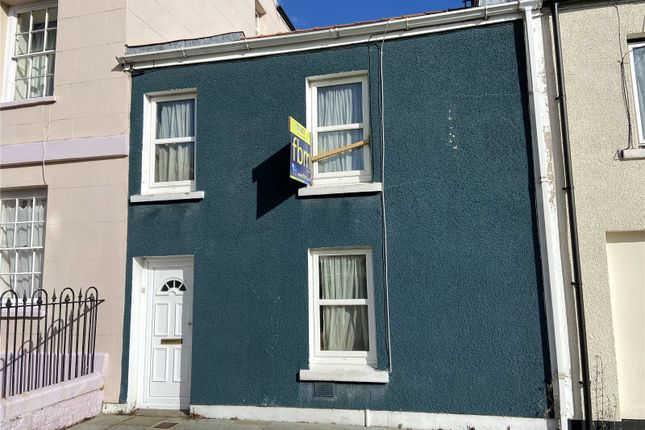 Thumbnail Terraced house to rent in Bush Row, Haverfordwest, Pembrokeshire
