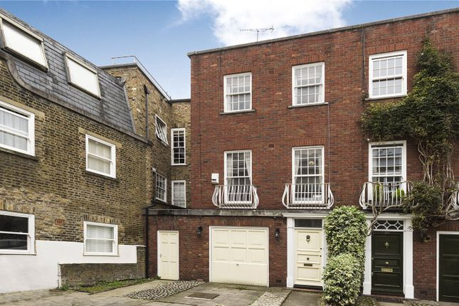 4 bed end terrace house for sale in Kelso Place, Kensington, London