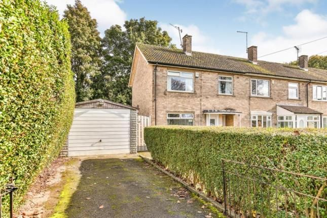 3 bed end terrace house for sale in James Andrew Crescent, Sheffield, South Yorkshire S8