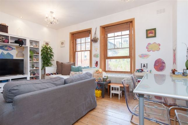 Thumbnail Flat to rent in Sumatra Road, West Hampstead