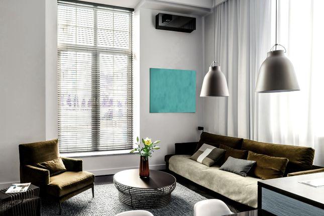 2 bed flat for sale in Birmingham Apartments, Rickman Drive, Birmingham B15