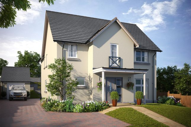 Thumbnail Detached house for sale in The Delgatie, Riverside Of Blairs, Aberdeen