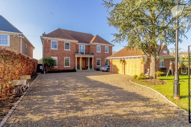 Thumbnail Detached house for sale in The Drive, Ickenham, Middlesex