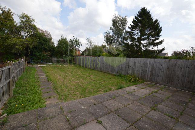 Garden of Milford Road, Clarendon Park LE2