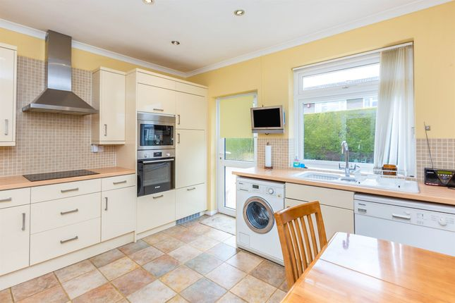 Thumbnail Detached bungalow for sale in Bramcote Close, Aylesbury