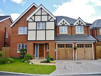 Thumbnail Detached house to rent in Wellsgreen Place, Wistaston, Crewe