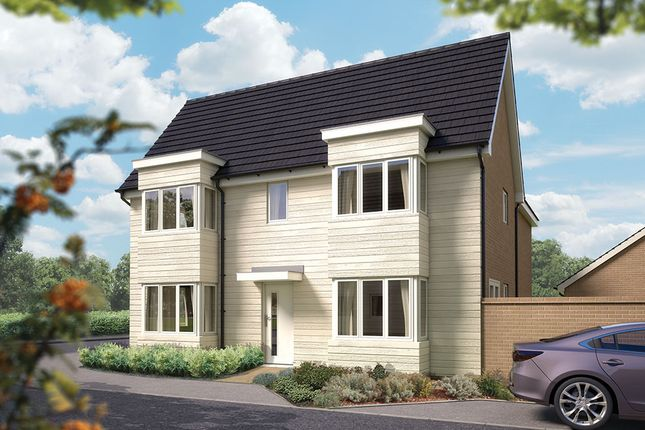 "Thumbnail Detached house for sale in ""The Sheringham"" at Toddington Lane, Wick, Littlehampton"