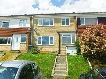 Thumbnail Terraced house to rent in Fishweir Fields, Bridport