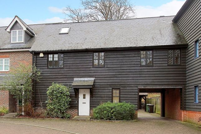 Thumbnail Barn conversion for sale in Mill Place, Micheldever Station