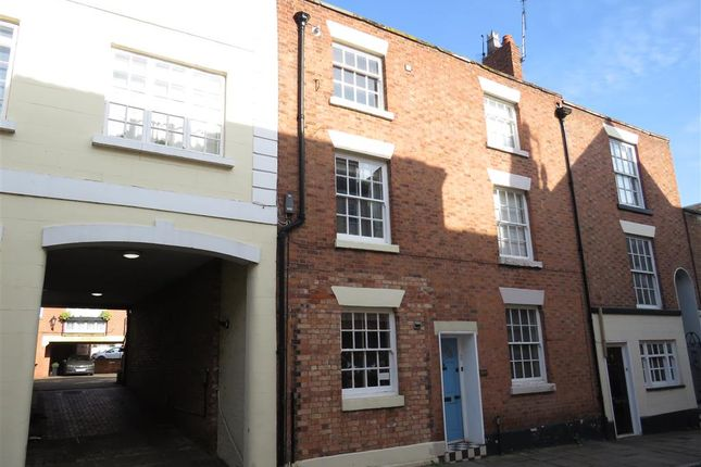 Thumbnail Property for sale in Castle Street, Chester