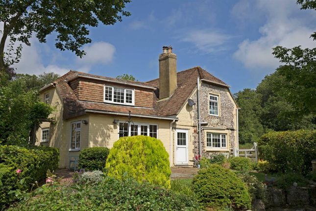 Thumbnail Equestrian property for sale in Alkham Valley Road, Alkham, Dover