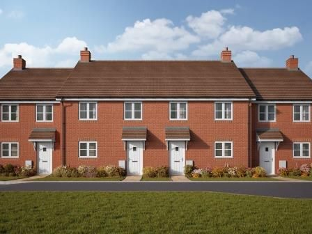 4 bed terraced house for sale in Archers Way, Amesbury