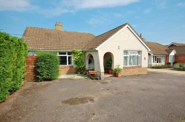 Thumbnail Bungalow for sale in South Wonston, Winchester, Hampshire