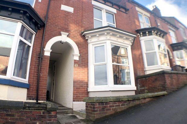 4 bed semi-detached house to rent in Hunter House Road, Sheffield S11