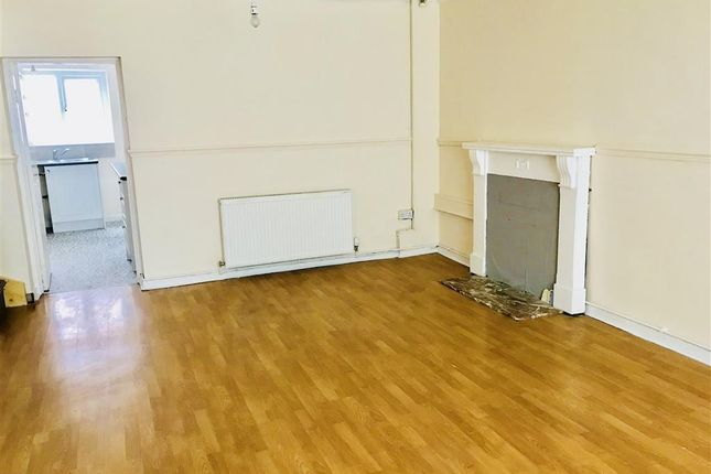 Thumbnail End terrace house to rent in Cross Francis Street, Dowlais, Merthyr Tydfil