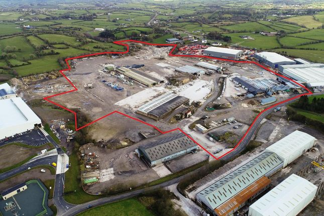 Thumbnail Warehouse for sale in Aghnagar Road, Ballygawley, County Tyrone