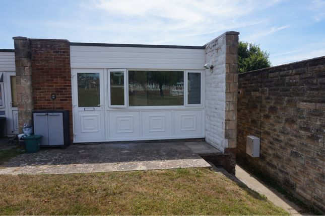 Thumbnail Bungalow for sale in Gurnard Pines, Cowes
