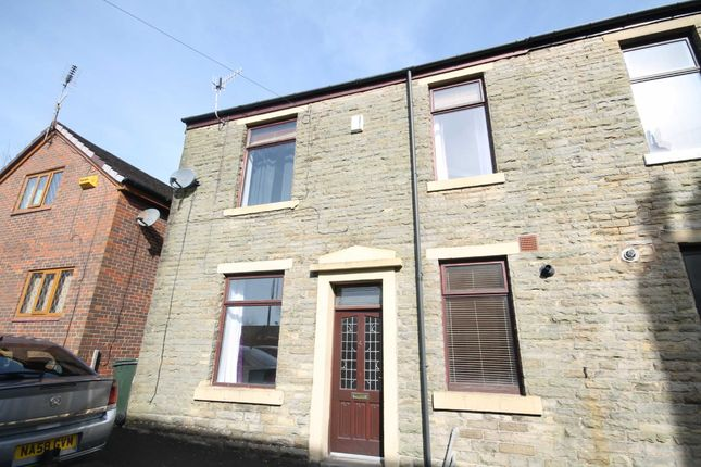 Thumbnail Terraced house to rent in Greenwood Street, Littleborough