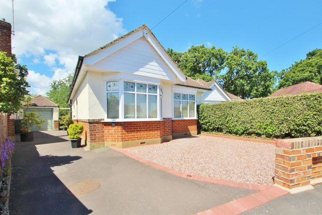 Thumbnail Detached bungalow for sale in Strathmore Road, Bournemouth