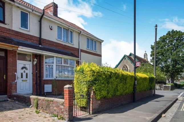 Thumbnail End terrace house for sale in Lodge Causeway, Fishponds, Bristol