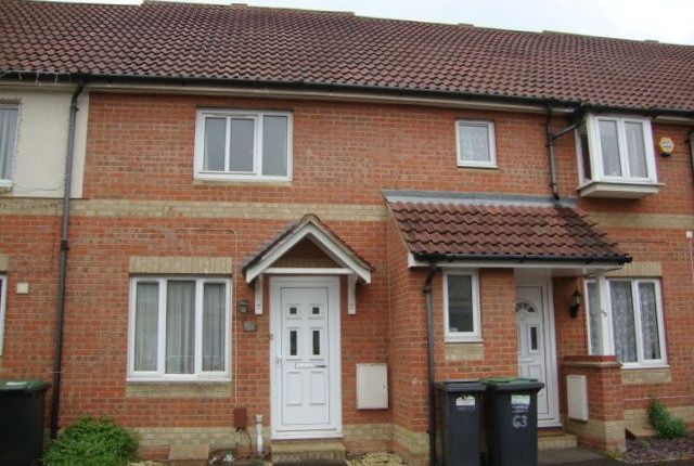 Thumbnail Terraced house to rent in Ensign Drive, Gosport