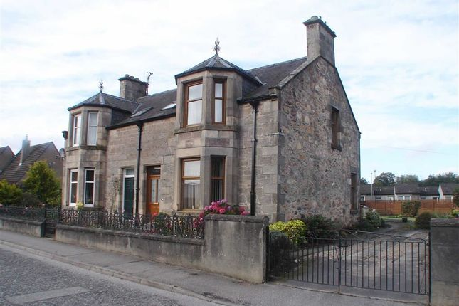 Thumbnail Semi-detached house for sale in Green Street, Rothes, Aberlour