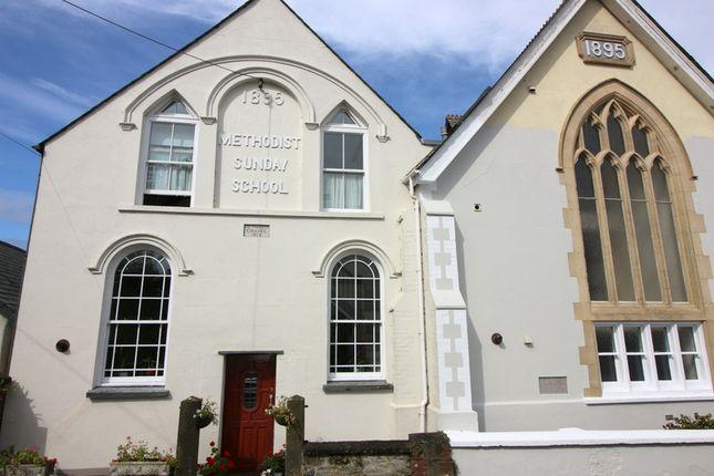 Thumbnail Semi-detached house to rent in Church Street, Landrake, Saltash