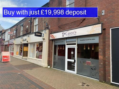Leisure/hospitality for sale in Market Place, Chorley