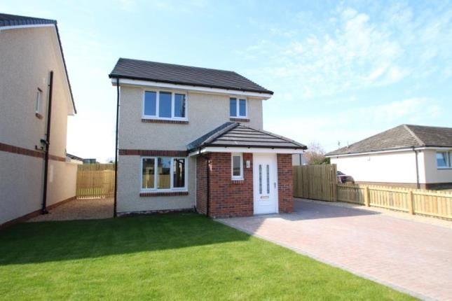 Thumbnail Detached house for sale in Ayr Road, Shawsburn, Larkhall