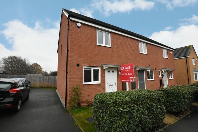 2 bed end terrace house for sale in Berry Maud Lane, Shirley, Solihull B90