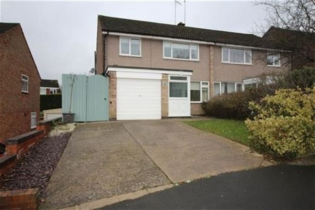 Thumbnail Property to rent in Deerlands Road, Wingerworth, Chesterfield, Derbyshire