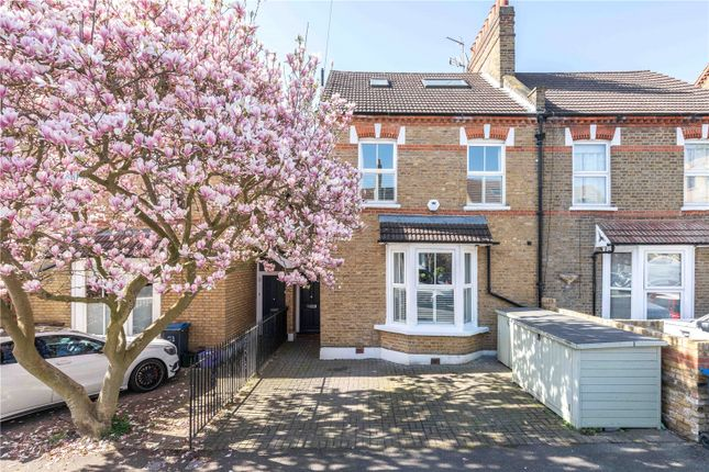 5 bed terraced house for sale in Courthope Villas, Wimbledon, London SW19