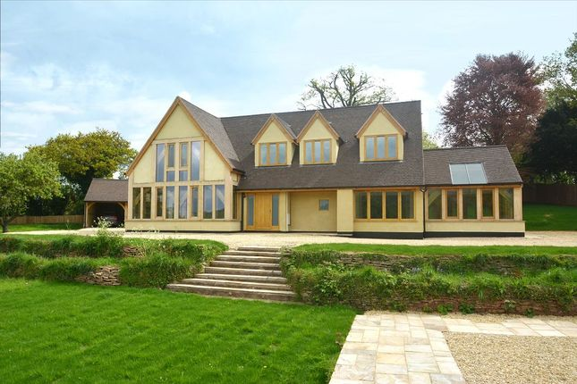 Thumbnail Detached house for sale in Erwlon, Ryeford, Near Ross-On-Wye.