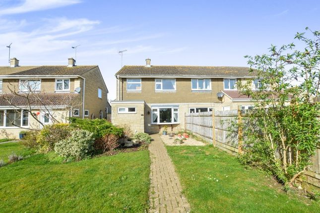 Thumbnail Semi-detached house for sale in Tuckwell Road, Kempsford, Fairford